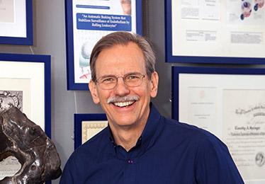 Timothy Springer, founder, portrait photo