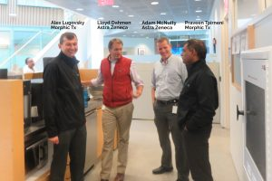 See inside the Gatehouse BioHub: No other labs in all of BioPharma are as deeply integrated